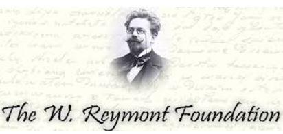 The W Reymont Foundation