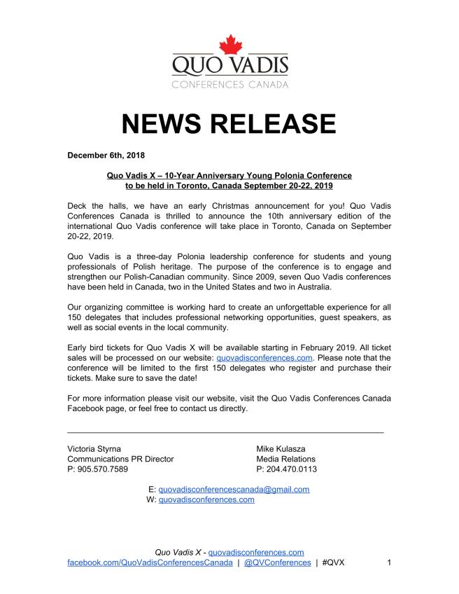 QVX News Release Dec 5 2018-1